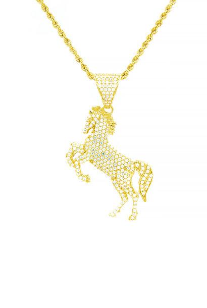 """Horse"" hanger"