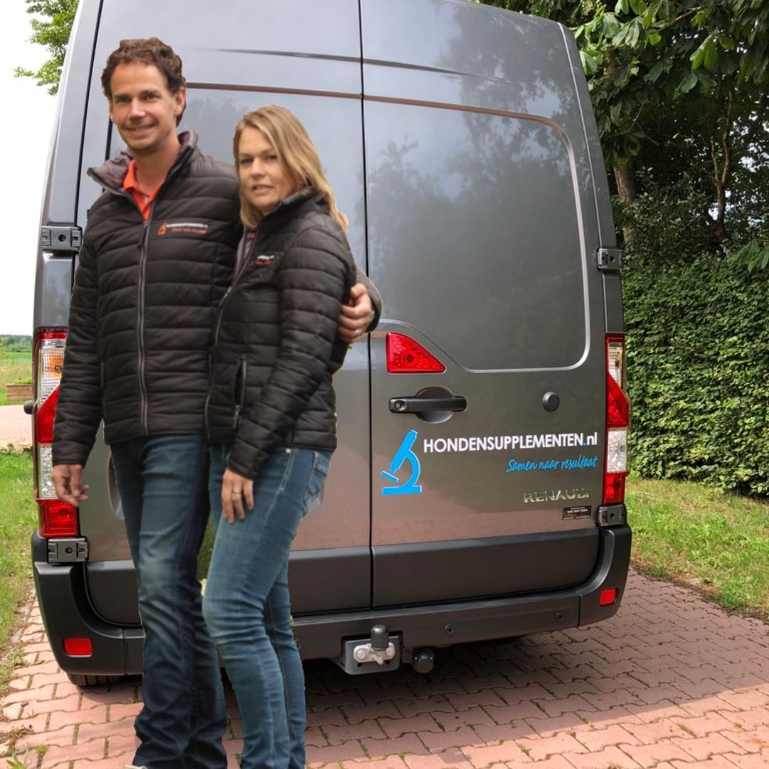 de eigenaren van Hondensupplementen: jouw hondenvoer specialist in in Hoogezand