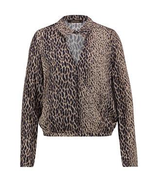 BABE - Leopard Blouse