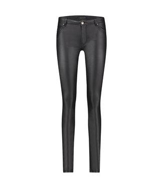 PEPPY - Gecoate black skinny jeans