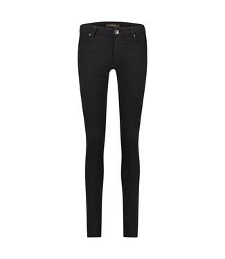 PARADISE - High waist black jeans