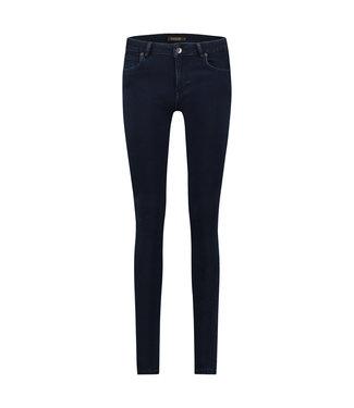 PARADISE - Dark blue jeans