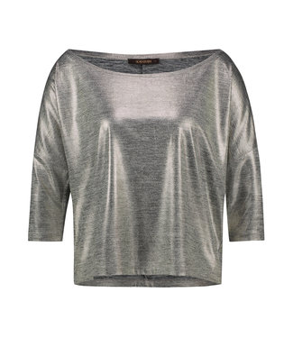TODROS SHIMMER - Metallic top