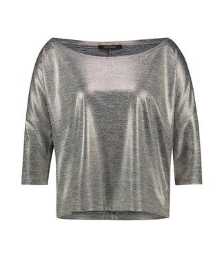 TODROS SHIMMER - Metallic top
