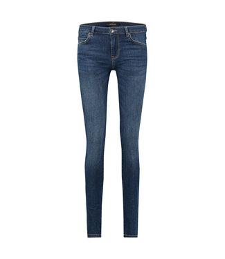 PARADISE - Skinnyfit used blue jeans