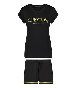 Supertrash NANCY - Zwarte Pyjama