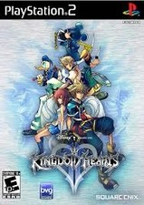 Playstation 2 Game Kingdom Hearts Platinum