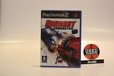 Playstation 2 Game Burnout Dominator