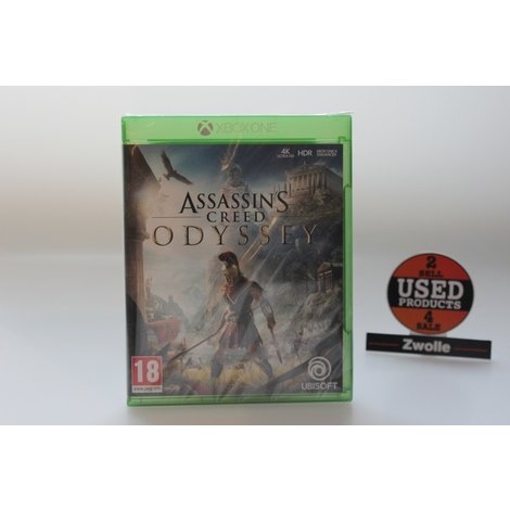 XBOX ONE Game Assassin's Creed Odyssey
