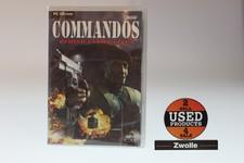 PC Game Commandos Behind Enemey Lines