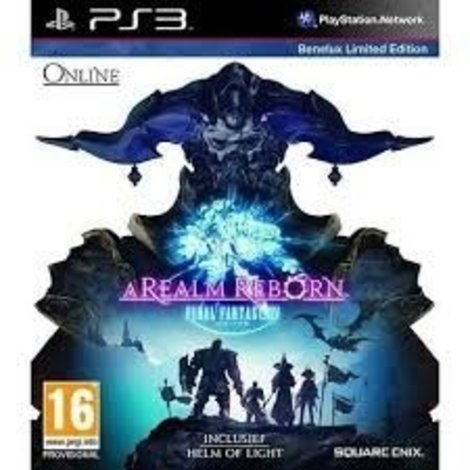 Playstation 3 Game A Realm Reborn