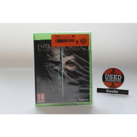 XBOX ONE Game Dishonored 2