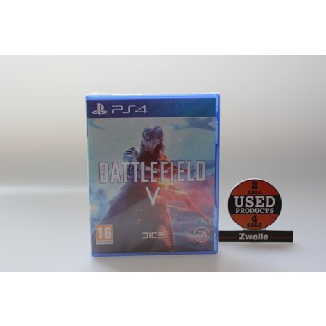 Playstation 4 game Battlefield V NO DLC