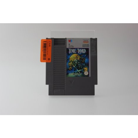 Nintendo NES game  Time Lord