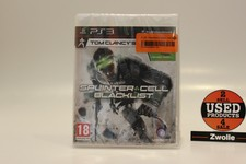 Playstation 3 Game: Tom Clancy' s Splinter Cell Blacklist
