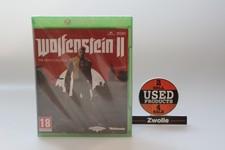 Wolfenstein 2 xbox one game