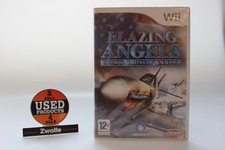 Blazing angels wii game