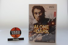 alone in the dark wii game