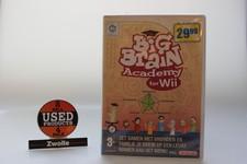 big brain academy wii game