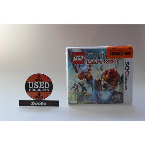 Nintendo 3DS game Lego Chima