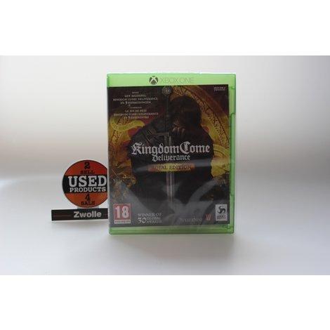 Kingdom Come Deliverance Royal Edition Xbox One Game