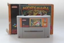 Snes Game Mickey Mania