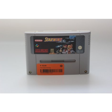 Snes Game Starwing