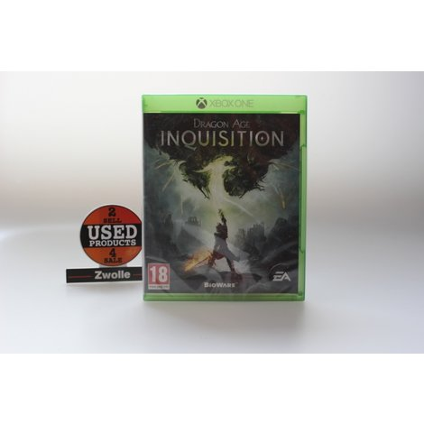 Xbox One Game Dragon Age Inquisition