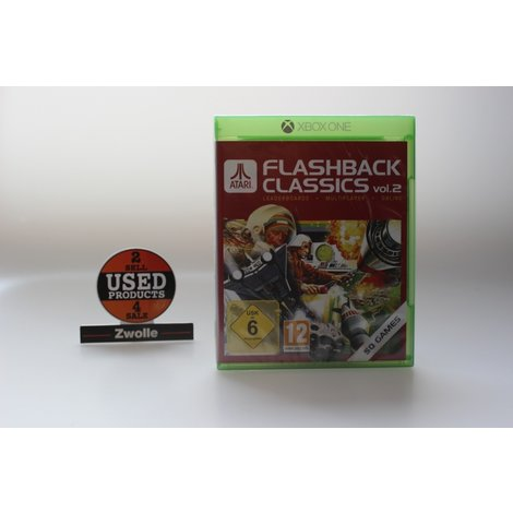 Xbox One Game   Flashbacks Classic Vol. 2
