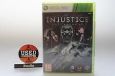 Injustice Xbox 360 Game