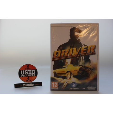 wii game driver san francisco