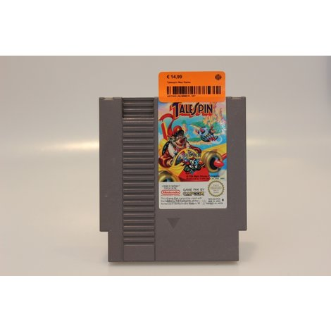 Talespin Nes Game