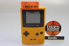 Gameboy Color Geel