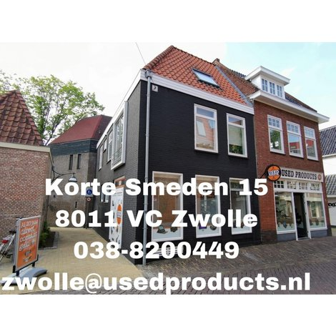 Gardena 2724 Sprinklersysteem - Reguleer - en Afsluitdoos