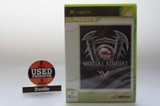 Mortal kombat Deadly Alliance Xbox Game