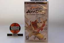 Avatar The Legend of Aang PSP Game