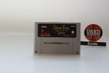Super Nintendo SNES game Addams Family Values