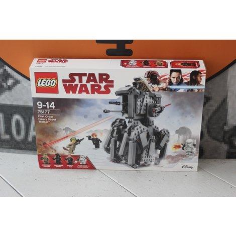 Lego 75177 First Order Heavy Scout Walker