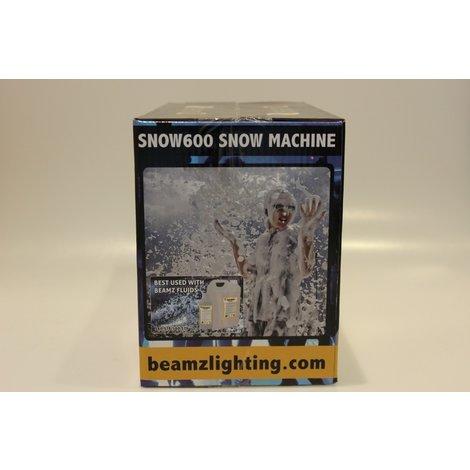BeamZ SNOW600 Snowmachine | Nieuw