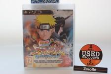 playstation Playstation 3 game Naruto Storm Generations