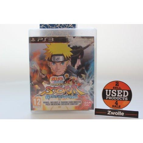 Playstation 3 game Naruto Storm Generations