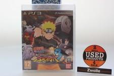 playstation Playstation 3 game Naruto Storm Ultimate Ninja