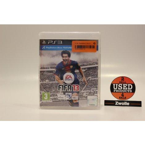 Playstation 3: Fifa 13