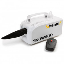 BeamZ Sneeuwmachine RGB incl Fluid | Nieuw