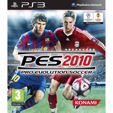 Playstation 3: PES 2010