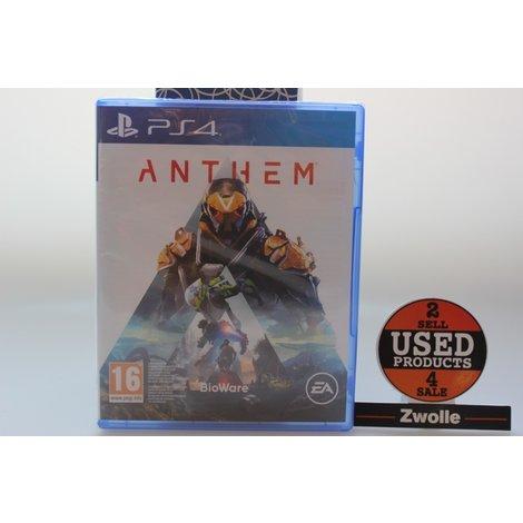 Playstation 4 game Anthem