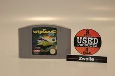 Nintendo 64 Game Wipeout | Gebruikt