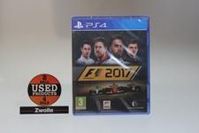 Playstation 4 Game Formula 1 2017