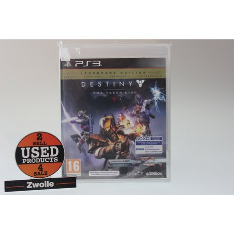 Playstation 3 Game Destiny