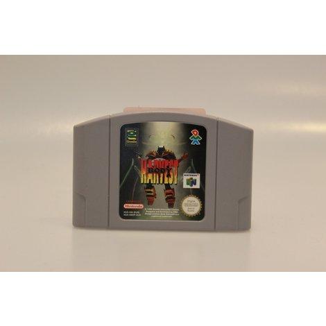 Body Harvest Nintendo 64 Game